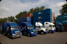 товарная станция контейнеровозы
